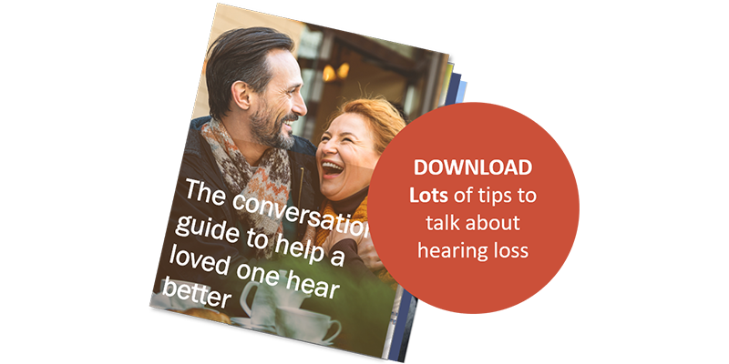 Tips to talk about hearing loss - bonavox hearing specialist