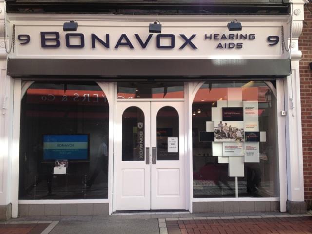 Bonavox store - Hearing aids