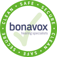 The Clean Safe Secure Promise from bonavox hearing specialists